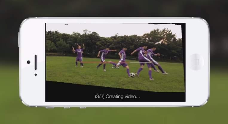本格的なコマ送り動画が簡単に作れる!撮るだけ編集いらずの動画アプリ「Clipstro」 3番目の画像