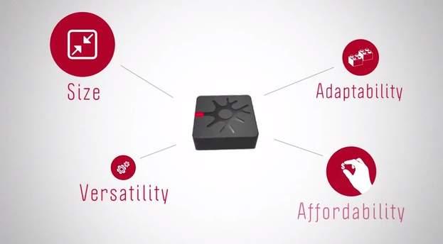 大きさわずか1cm!?超小型センサー「NEURON」がモーションキャプチャーの常識を覆す! 2番目の画像