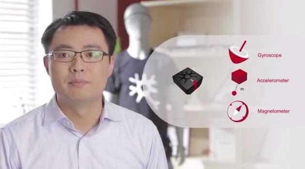 大きさわずか1cm!?超小型センサー「NEURON」がモーションキャプチャーの常識を覆す! 3番目の画像