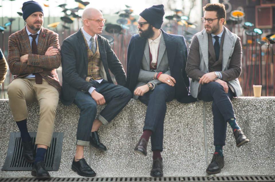 【2014秋冬の流行色】4つのカラーグループをおさえてビジネスカジュアルにトレンドを 9番目の画像