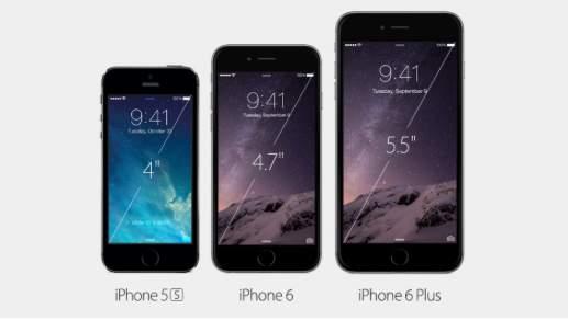 【Appleイベント】基本スペックは前評判通り!ついに発表されたiPhone6の全貌とは? 2番目の画像