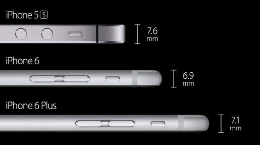 【Appleイベント】基本スペックは前評判通り!ついに発表されたiPhone6の全貌とは? 3番目の画像