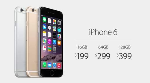 【Appleイベント】基本スペックは前評判通り!ついに発表されたiPhone6の全貌とは? 6番目の画像