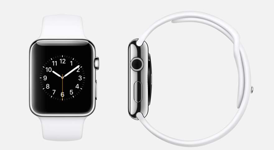 【徹底解明】「Android Wear」VS「Apple Watch」をいろいろ比べてみた 3番目の画像