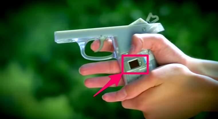 17歳の高校生が平和のために考えた銃の指紋認証システムがすごすぎる。 3番目の画像