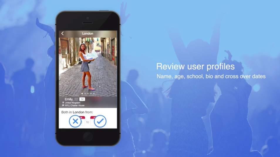 怖い?楽しい?同じ旅行先に行きたい人を探して一緒に旅ができるアプリ「Tripr」が面白そう 3番目の画像