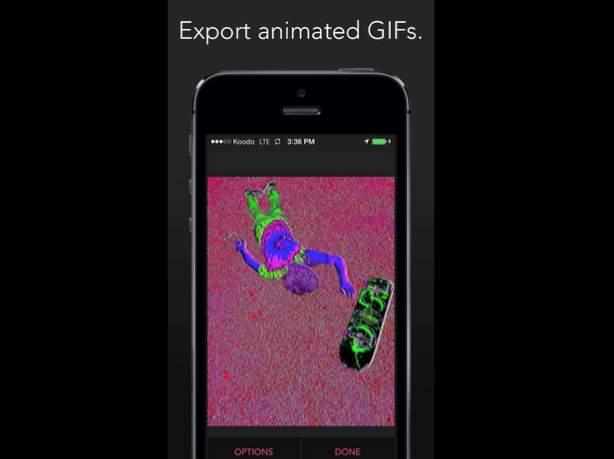 アヴァンギャルドな画像編集アプリ「Glitch Wizard」があなたの写真に魔法をかける 4番目の画像