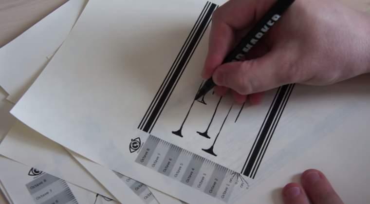 デジタルとアナログの融合!?紙に描いた絵から音が鳴るアプリ「PhonoPaper」がおもしろい 1番目の画像