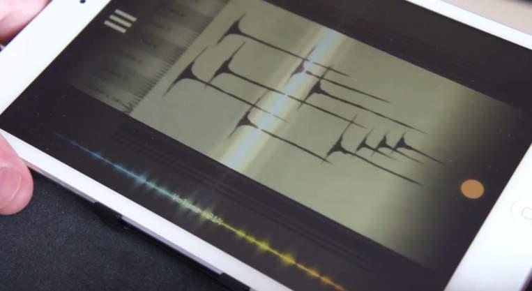 デジタルとアナログの融合!?紙に描いた絵から音が鳴るアプリ「PhonoPaper」がおもしろい 3番目の画像