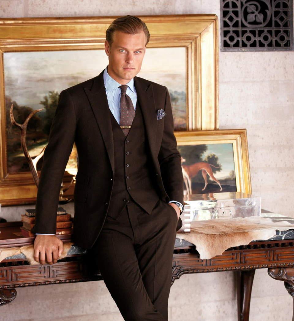 あなたのスーツ似合ってますか?体型別スーツの着こなし方のポイント 4番目の画像