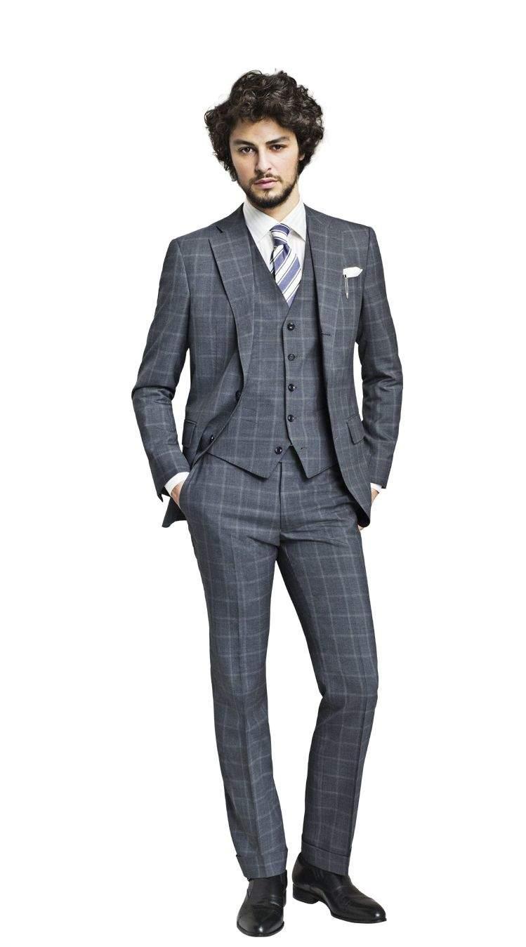 あなたにあったスーツは何?スーツ選びの参考にしたい、スーツスタイルの種類とタイプ 3番目の画像