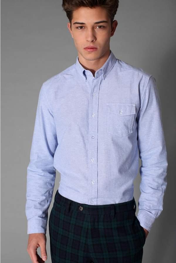 ワイシャツは生地×機能性で。ワイシャツの選び方を変えればこだわりの一着が見つかります 3番目の画像