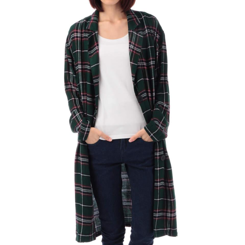 できる女はこう着る。チェックシャツを大人に着こなしたい女性のためのコーデ3つ 4番目の画像