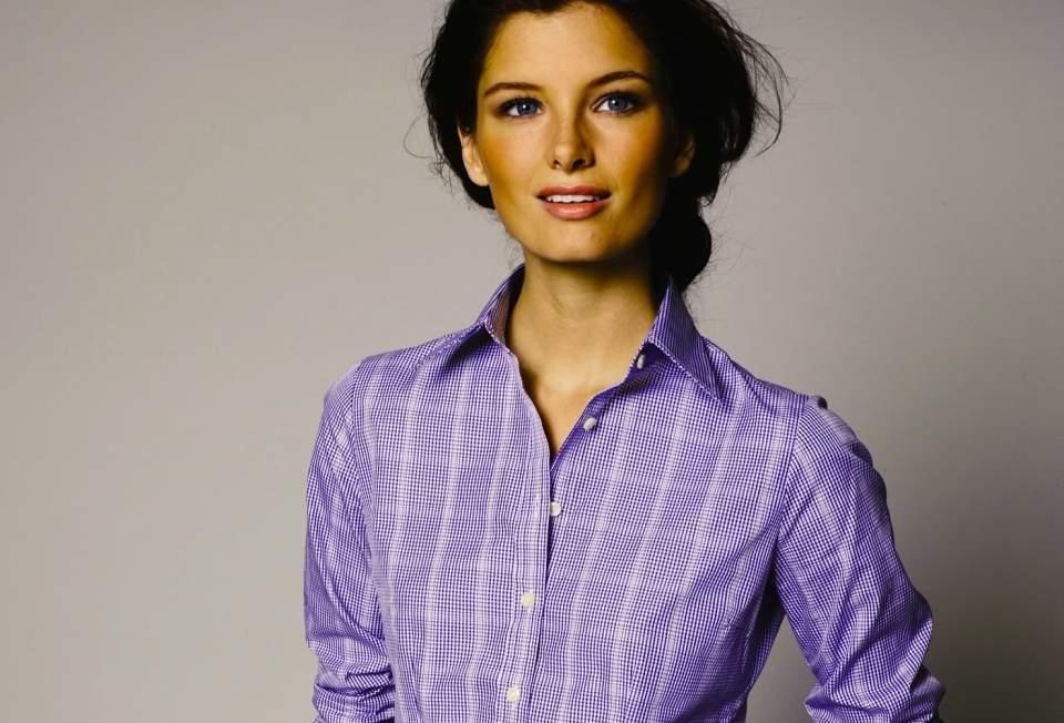 できる女はこう着る。チェックシャツを大人に着こなしたい女性のためのコーデ3つ 1番目の画像