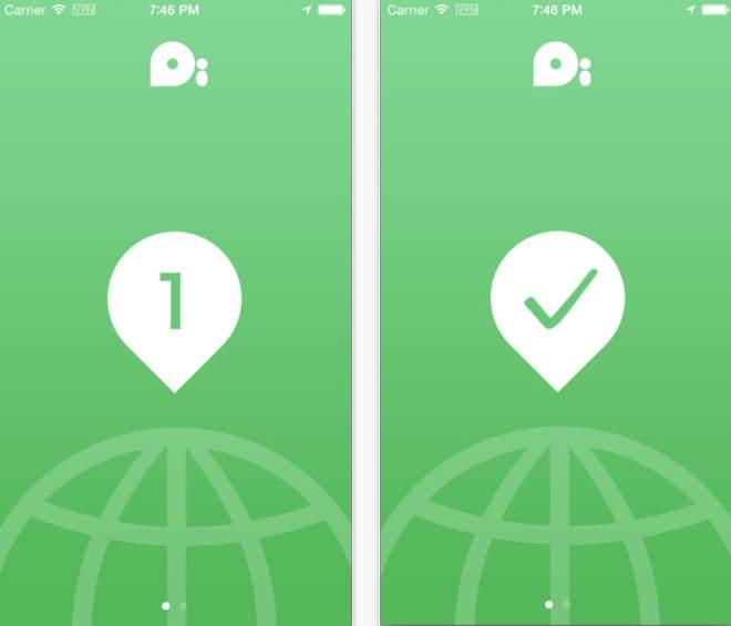意思疎通に言葉はいらない。アプリを開くだけで自動で通知が届くメッセージアプリ「Pi」 2番目の画像