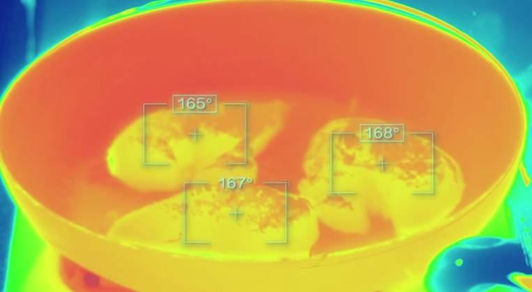 手持ちのスマホが赤外線サーモグラフィーになる「Seek thermal」の使い道、考えてみた 4番目の画像