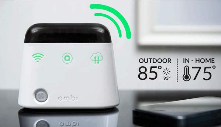 古いエアコンもこれ一つで賢く。「Ambi Climate」であなたの家のエアコンが全自動に 1番目の画像