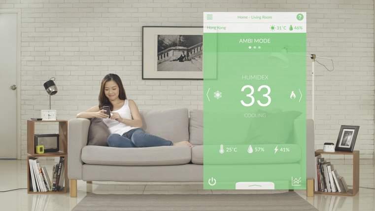 古いエアコンもこれ一つで賢く。「Ambi Climate」であなたの家のエアコンが全自動に 2番目の画像