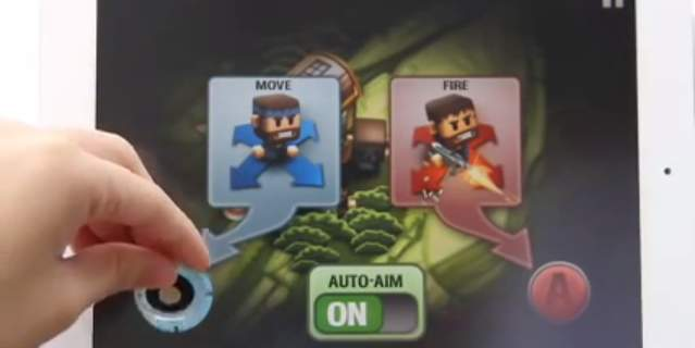 スマホはもう、ゲーム機です。スマホにつける3Dジョイスティック「TactSlider」 2番目の画像