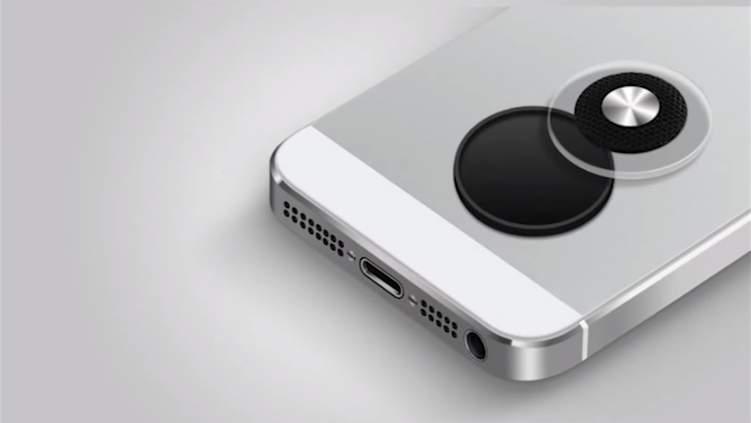 スマホはもう、ゲーム機です。スマホにつける3Dジョイスティック「TactSlider」 3番目の画像