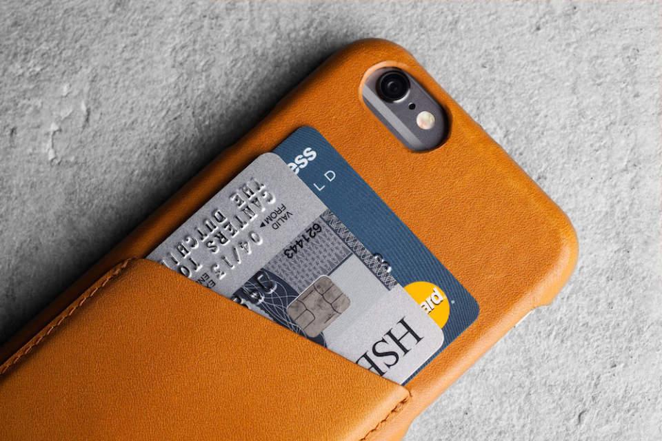 馴染むほどに味が出る。本革の質感が美しい「MUJJO」のレザーケースでiPhone 6を上品に 3番目の画像
