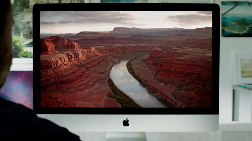 【Apple発表】iMac新製品速報:5K Retinaディスプレイ搭載でiMacはより美しく 1番目の画像