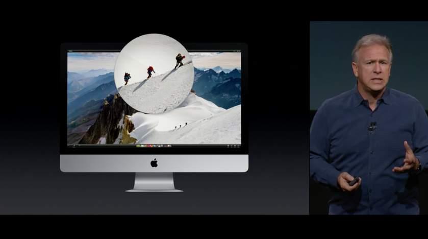 【Apple発表】iMac新製品速報:5K Retinaディスプレイ搭載でiMacはより美しく 4番目の画像