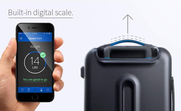 スマートフォンと繋げたら、世界一スマートなキャリーケース「Bluesmart」が出来ました 4番目の画像