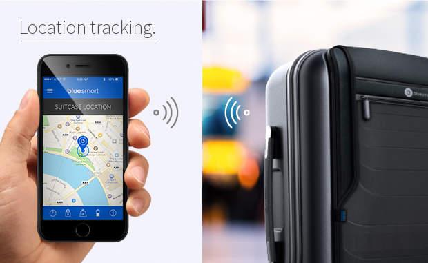 スマートフォンと繋げたら、世界一スマートなキャリーケース「Bluesmart」が出来ました 5番目の画像