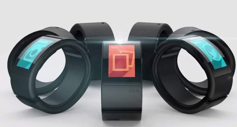 最高に美しいウェアラブルデバイス「PULS」。リング型で音声インターフェイス、通話まで 1番目の画像