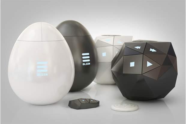 未来を感じろ。 3Dメガネ無しで3Dのホログラムを投影する次世代のプロジェクター「BLEEN」 2番目の画像