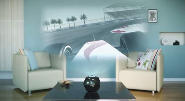 未来を感じろ。 3Dメガネ無しで3Dのホログラムを投影する次世代のプロジェクター「BLEEN」 8番目の画像