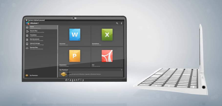 Surface危うし! スマホ+タブレット+ノートPCの最強過ぎるオールインデバイス登場 5番目の画像