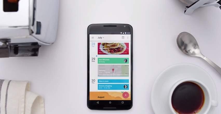 Gmailに続き、Googleカレンダーもアップデート。デザインも見やすく、予定の追加が簡単に 1番目の画像