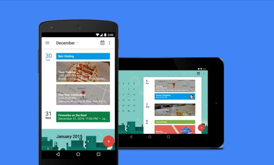 Gmailに続き、Googleカレンダーもアップデート。デザインも見やすく、予定の追加が簡単に 2番目の画像