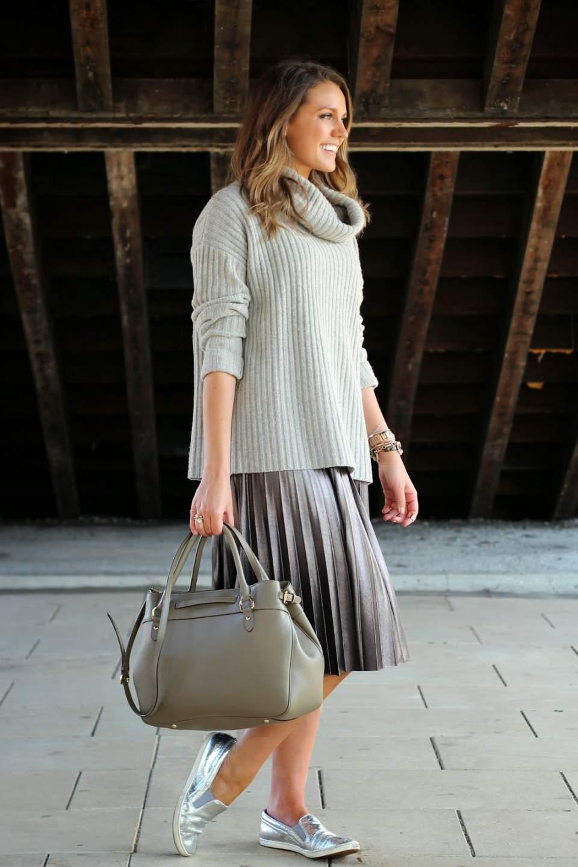 2014冬ファッションは「グレー」がなくては始まらない。賢いオンナが「グレー」に夢中な理由とは 4番目の画像