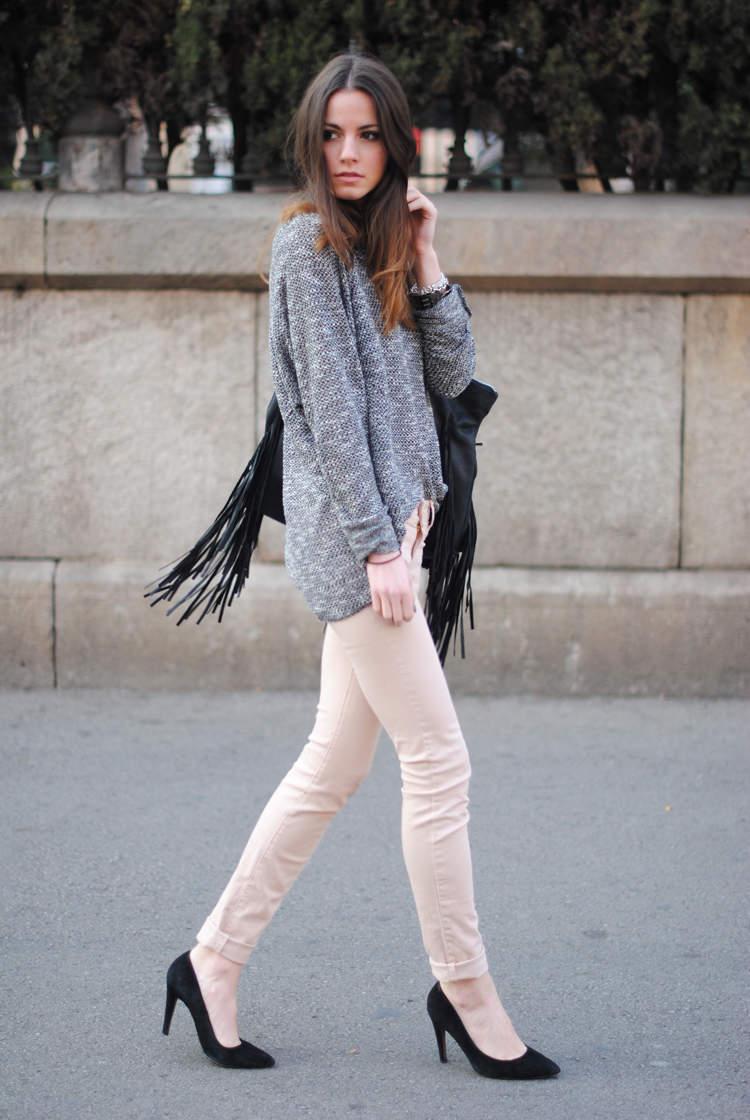 2014冬ファッションは「グレー」がなくては始まらない。賢いオンナが「グレー」に夢中な理由とは 5番目の画像
