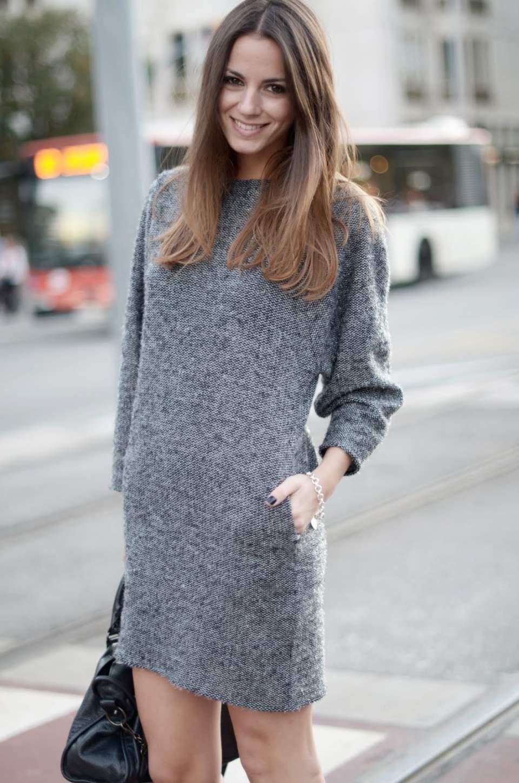 2014冬ファッションは「グレー」がなくては始まらない。賢いオンナが「グレー」に夢中な理由とは 3番目の画像