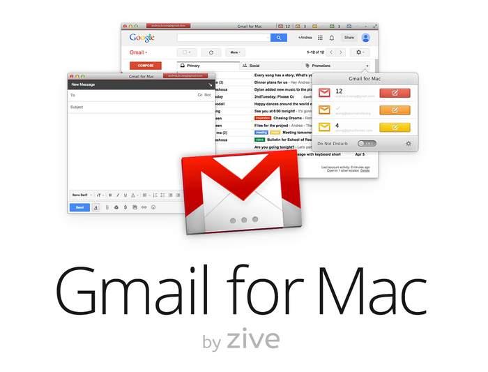 Macユーザーの皆様、お待たせしました! GmailのMacクライアントが開発中 2番目の画像