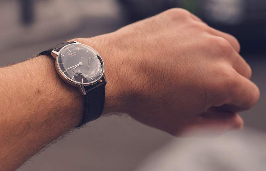 その姿は高級時計そのもの。僕たちが求めていたスマートウォッチはコレかもしれない 1番目の画像