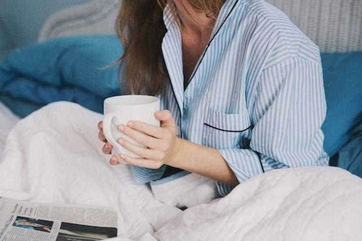 気持ちのよい目覚めで1日をスタートさせたい方に。最高の睡眠をもたらす人気のパジャマたち 1番目の画像