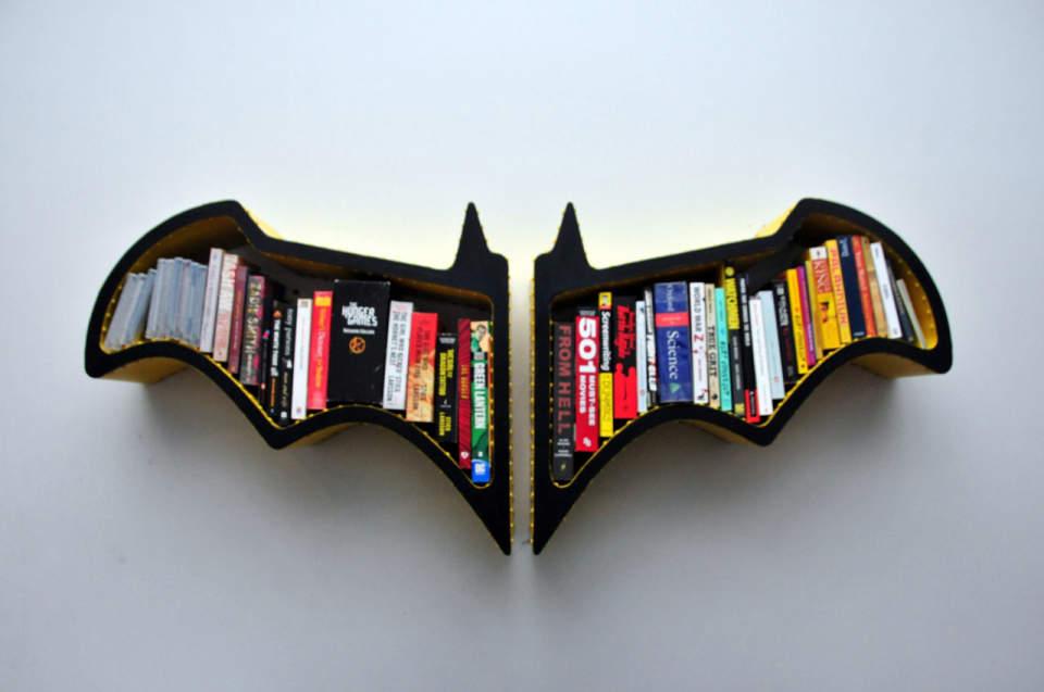 眺めているだけでワクワクする、お気に入りの本に囲まれて過ごせるこだわりの本棚5選 4番目の画像