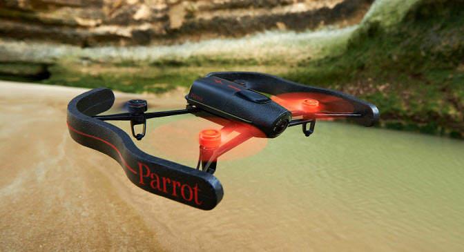 小型ドローンの王様! Parrot社が送り出す最新クアッドコプター「Bebop Drone」 3番目の画像