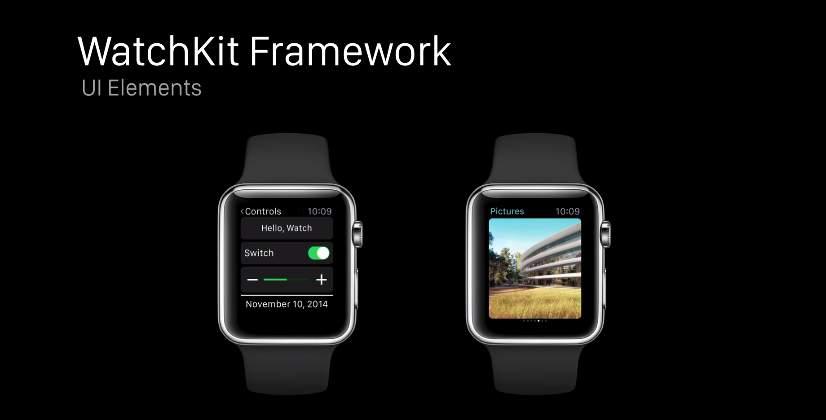 Appleが遂に公開開始! デベロッパー向けApple Watch用SDK「WatchKit」 1番目の画像