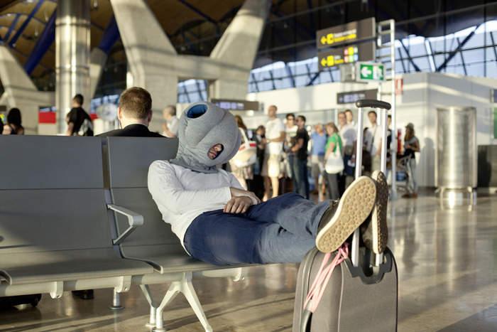 かぶる枕、知ってますか? シエスタ発祥の地、スペインからやってきた枕で最高の眠り心地を味わおう 3番目の画像