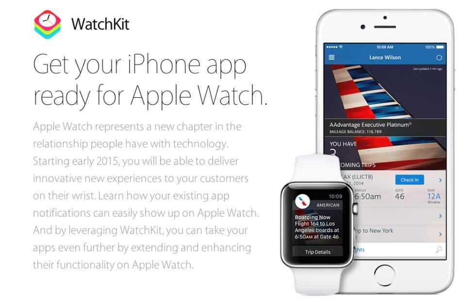 Appleが遂に公開開始! デベロッパー向けApple Watch用SDK「WatchKit」 2番目の画像