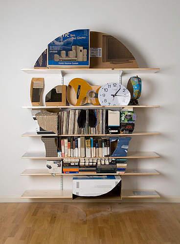 眺めているだけでワクワクする、お気に入りの本に囲まれて過ごせるこだわりの本棚5選 3番目の画像