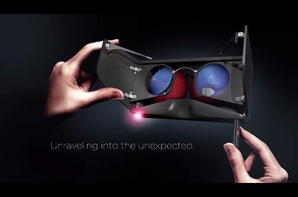 VRの世界をいつでも、どこでも体験できる。iPhone6をVRメガネに変える「PINC VR」 1番目の画像