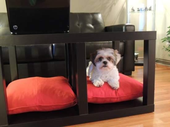 お手軽DIYなら「IKEAハック」。IKEAの家具にひと手間加えたら理想の家具になりました 4番目の画像