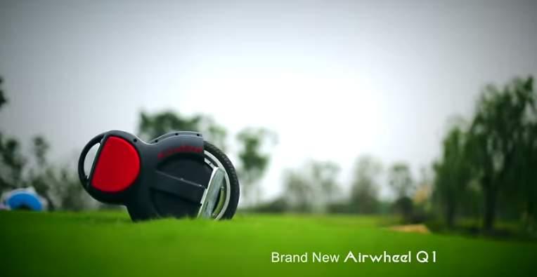 新感覚すぎる乗り物「Airwheel X8」。これはもう電動一輪車ではない! 1番目の画像